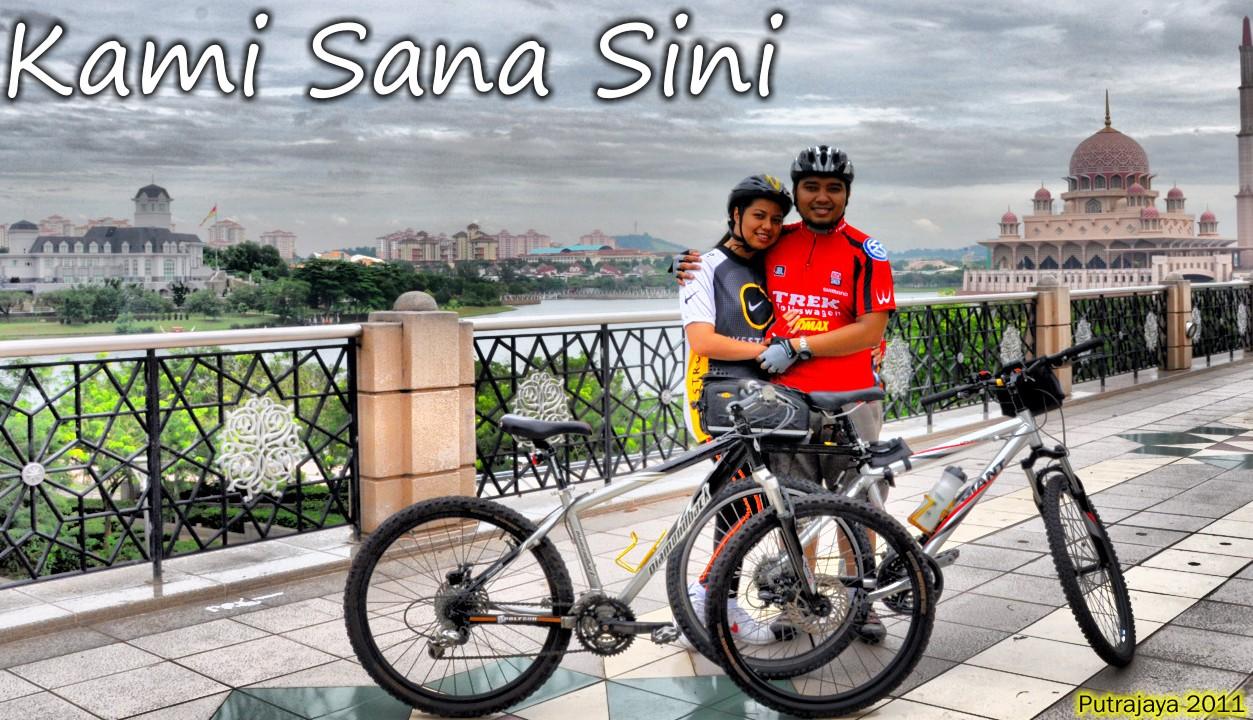 Kami Sana Sini : Cabaran Kembara Basikal / Bicycle Touring Adventure