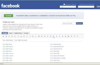 Foto profili privati facebook 49