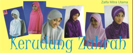 Kerudung Zahra