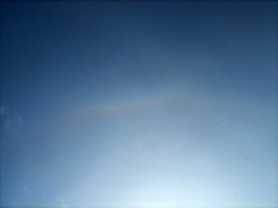 зенитная дуга, гало, перевернутая радуга, обратная радуга