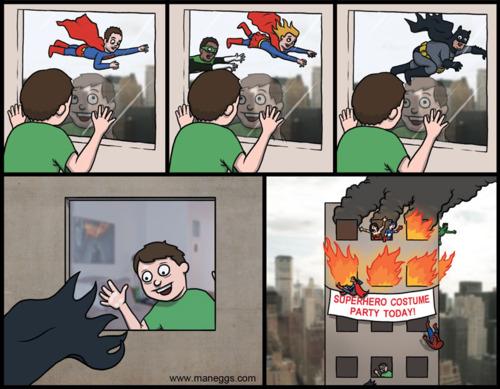 Se flere indlæg med tegneserier