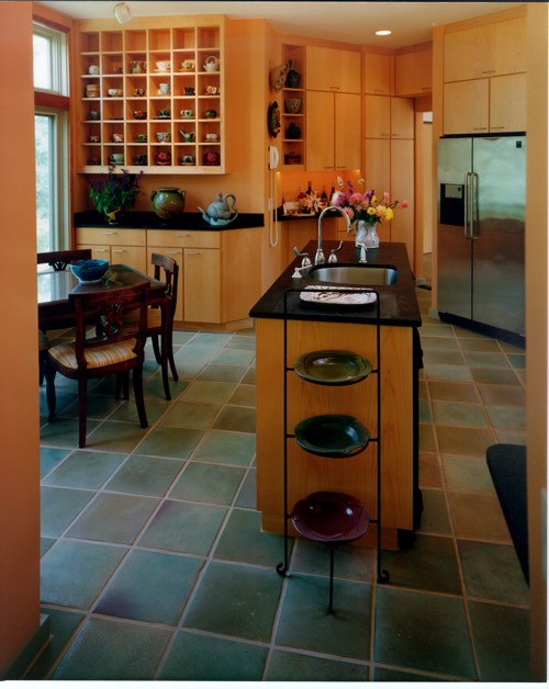 Traditional And Contemporary Kitchen Décor