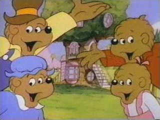 Berenstain Bears Funny Cartoon Television