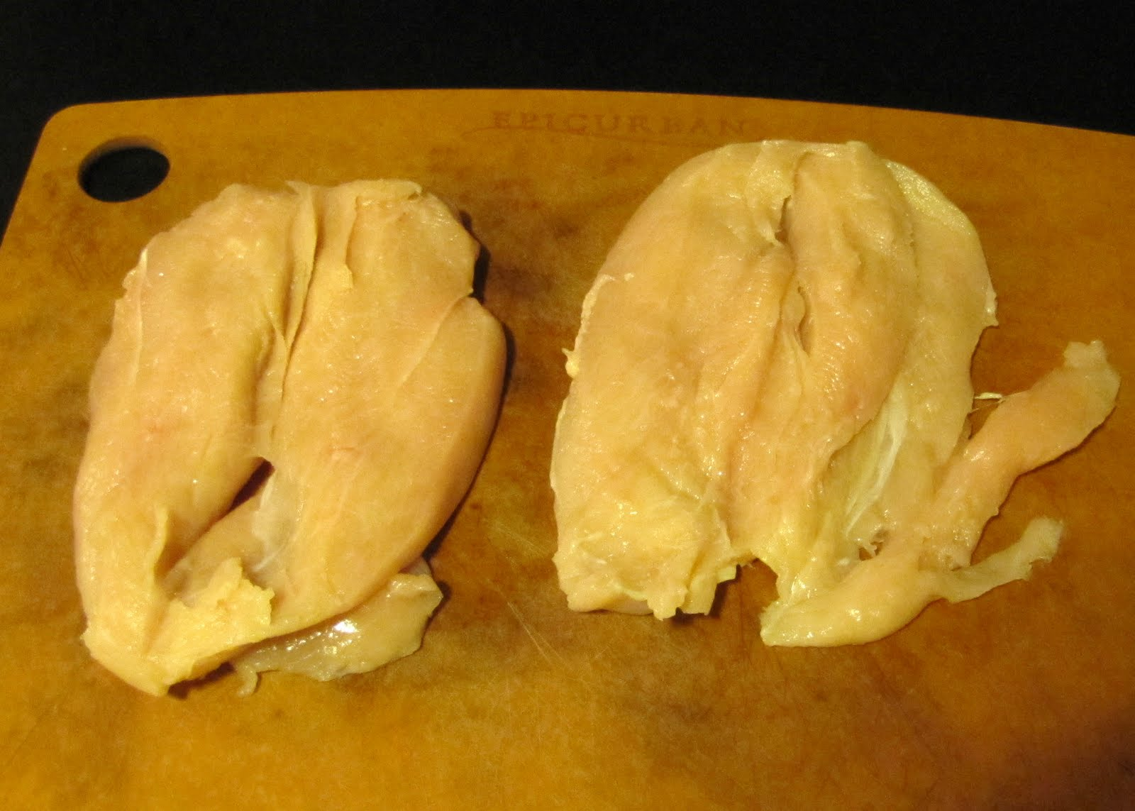 how to cook boneless skinless chicken breast slices