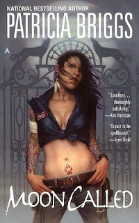 Moon Called by Patricia Briggs I can't wait to read them all!