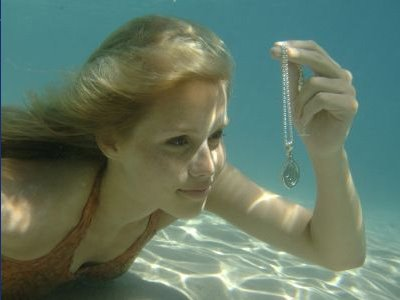 Claire Holt Who Plays Blonde Emma Gilbert On The Television Series H2O Just Add Water