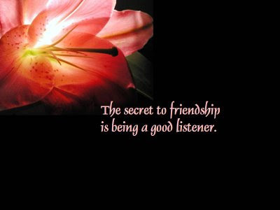 wallpapers of friendship with quotes. friendship quotes