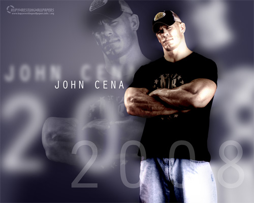 WWE John Cena Wallpaper | www.unchained-wwe.com by Unchained Wrestling