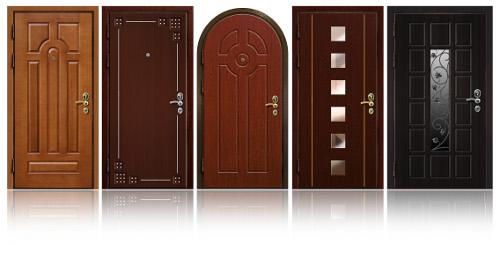 двери металлические наро
