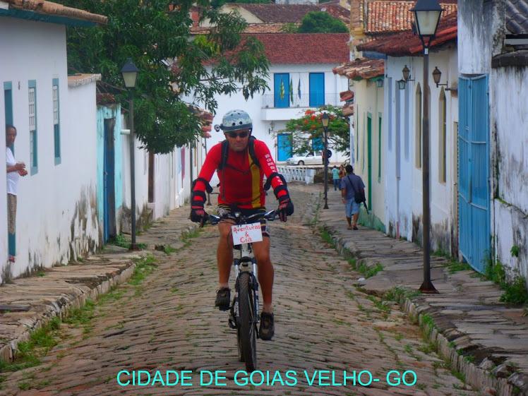 CIDADE DE  GOIÁS - GO