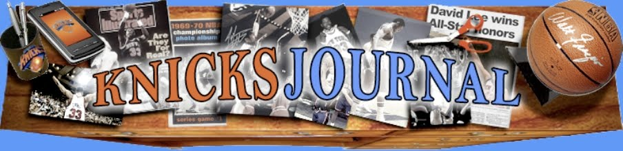 Knicks Journal | New York Knicks Blog