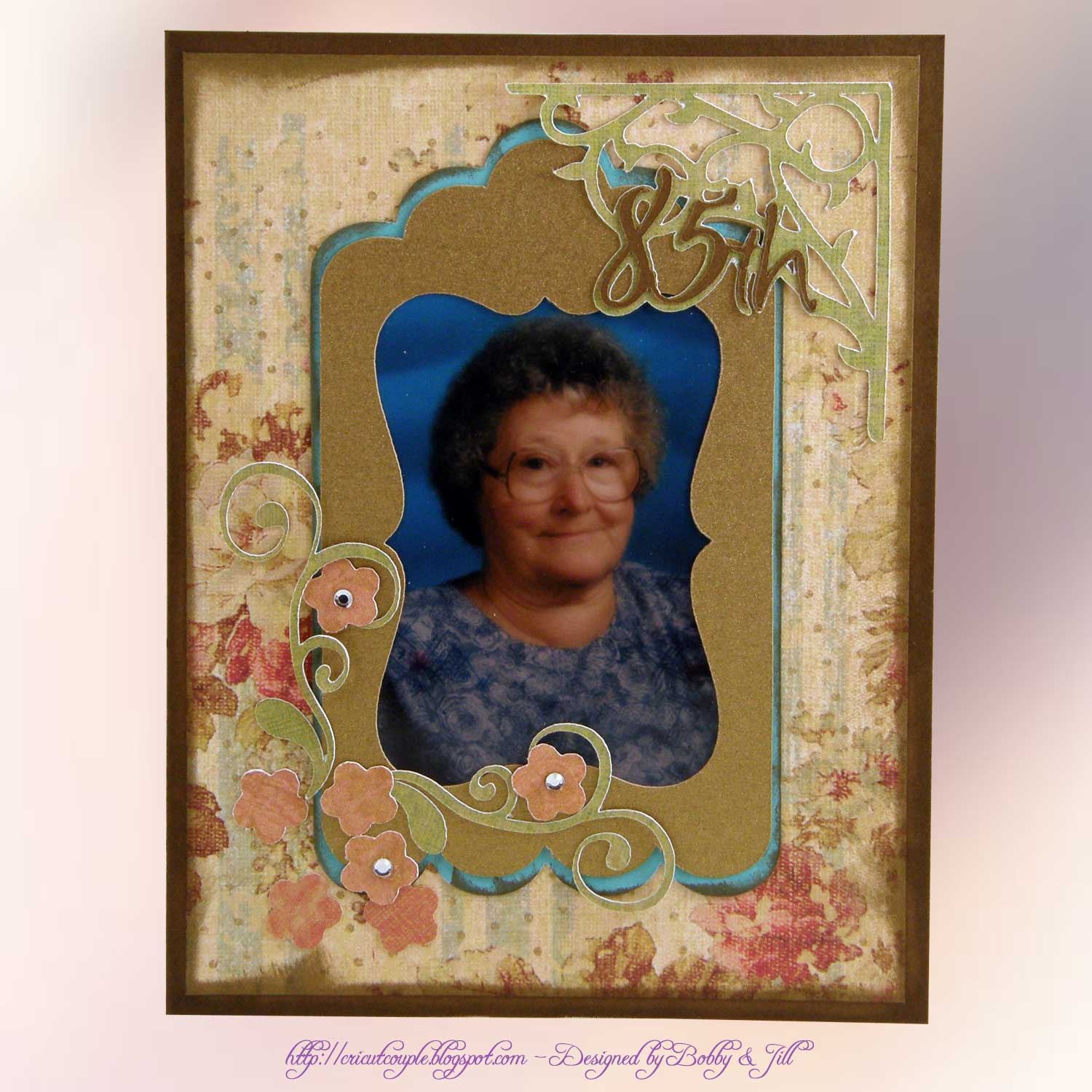 The Cartridges Used Were Sentimentals Heritage Calligraphy Collection Serenade And Cindy Loo Frame Is From Cut At A Height Of 430