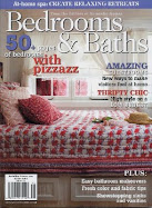 Romantic Homes Bed &amp; Bath Issue 09