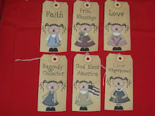 Raggedy Hang Tags $3.00