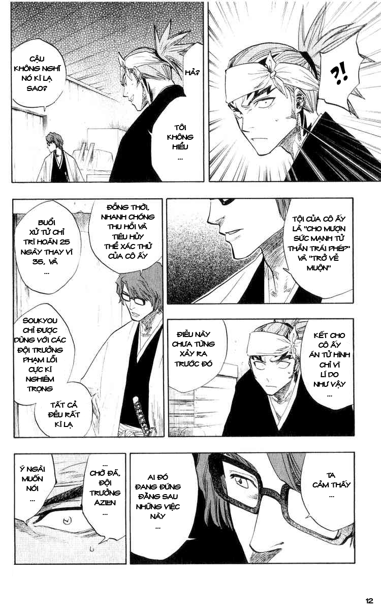 Bleach trang 12