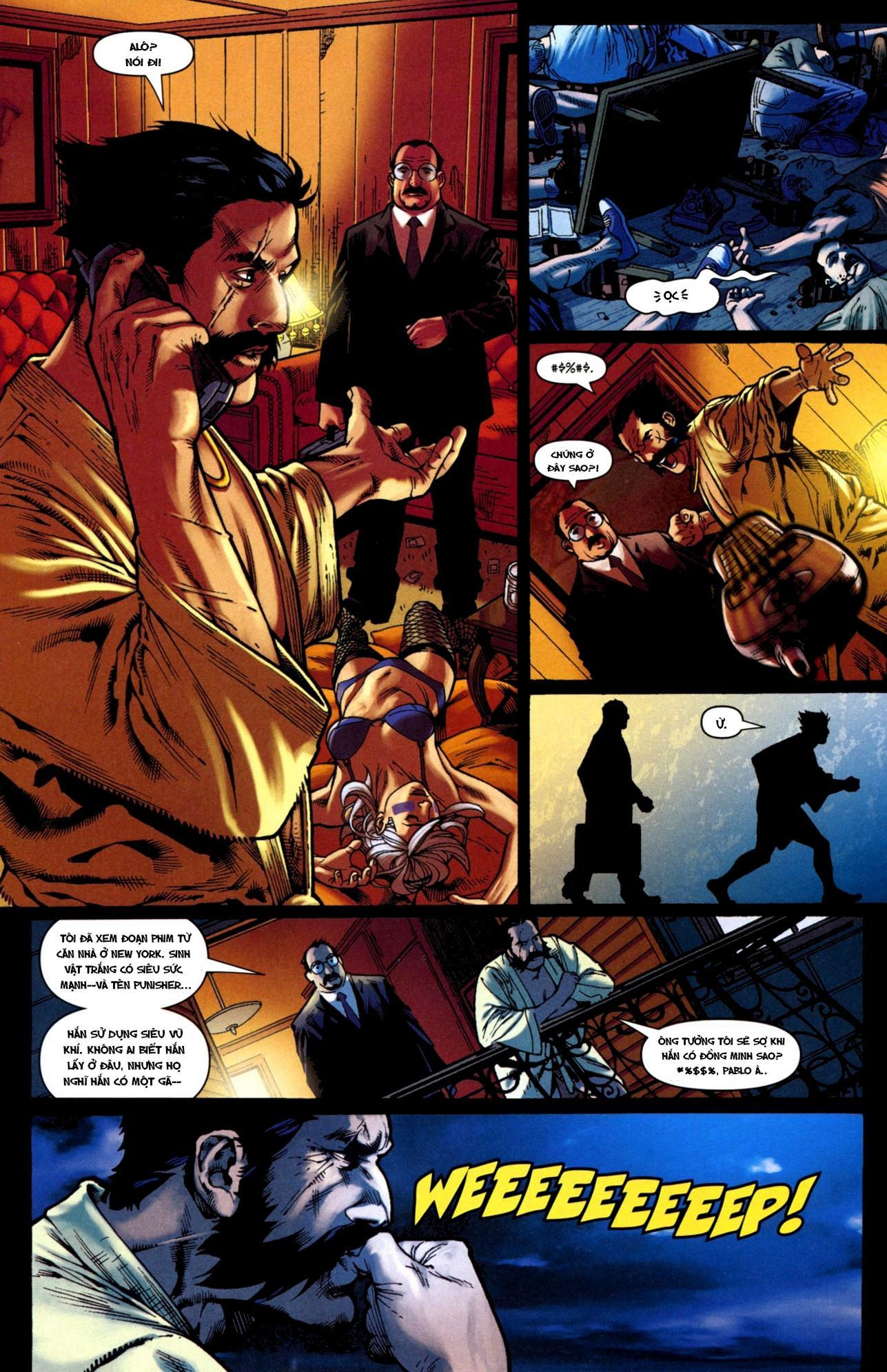 Anti-Venom New Way To Live Chap 3 - Trang 6