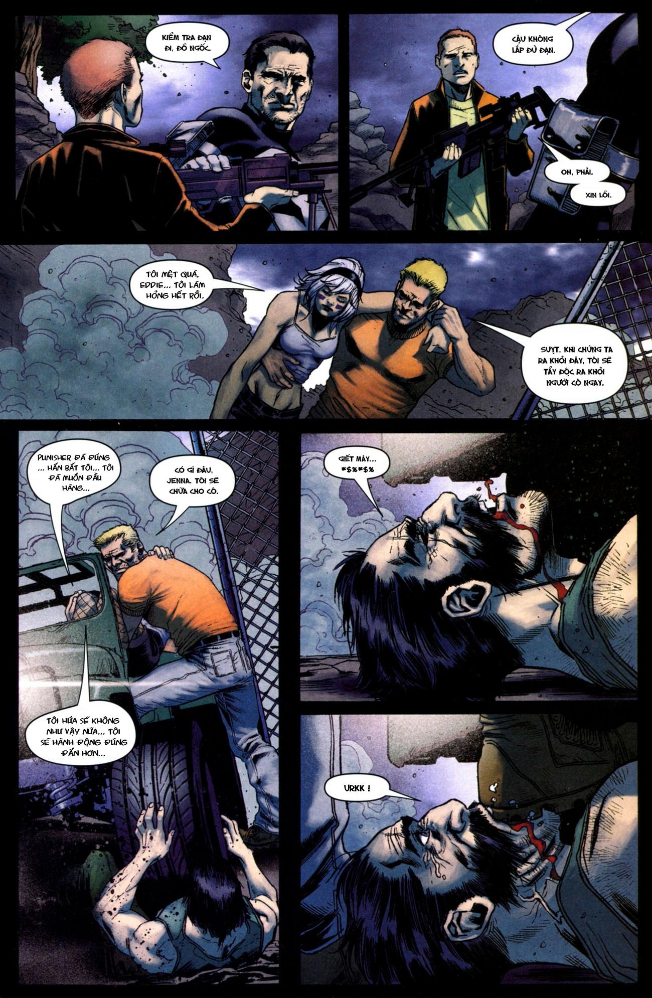 Anti-Venom New Way To Live Chap 3 - Trang 23