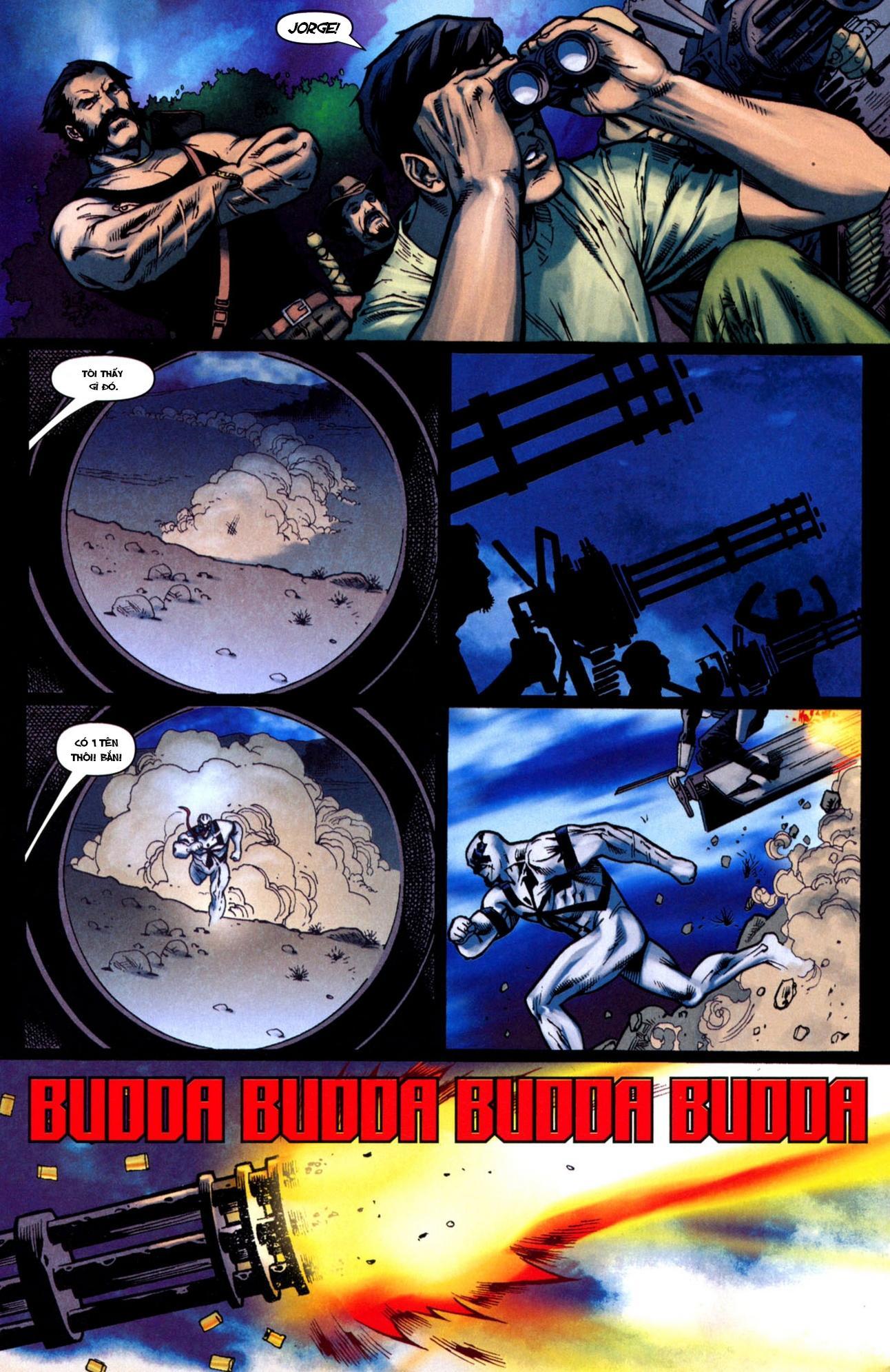 Anti-Venom New Way To Live Chap 3 - Trang 10