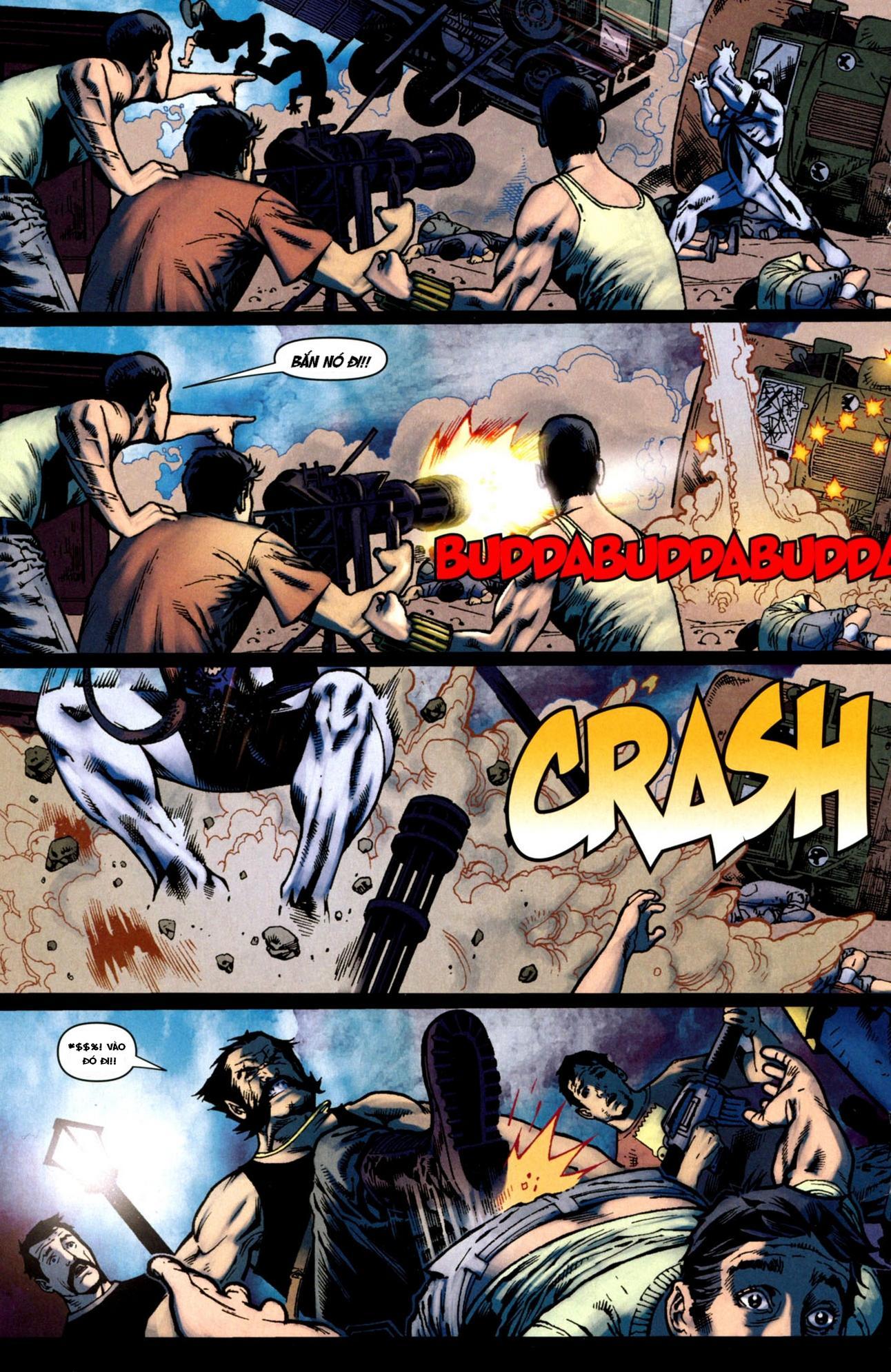 Anti-Venom New Way To Live Chap 3 - Trang 13