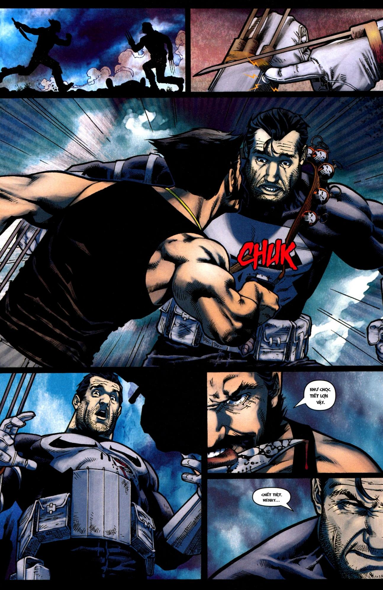 Anti-Venom New Way To Live Chap 3 - Trang 15