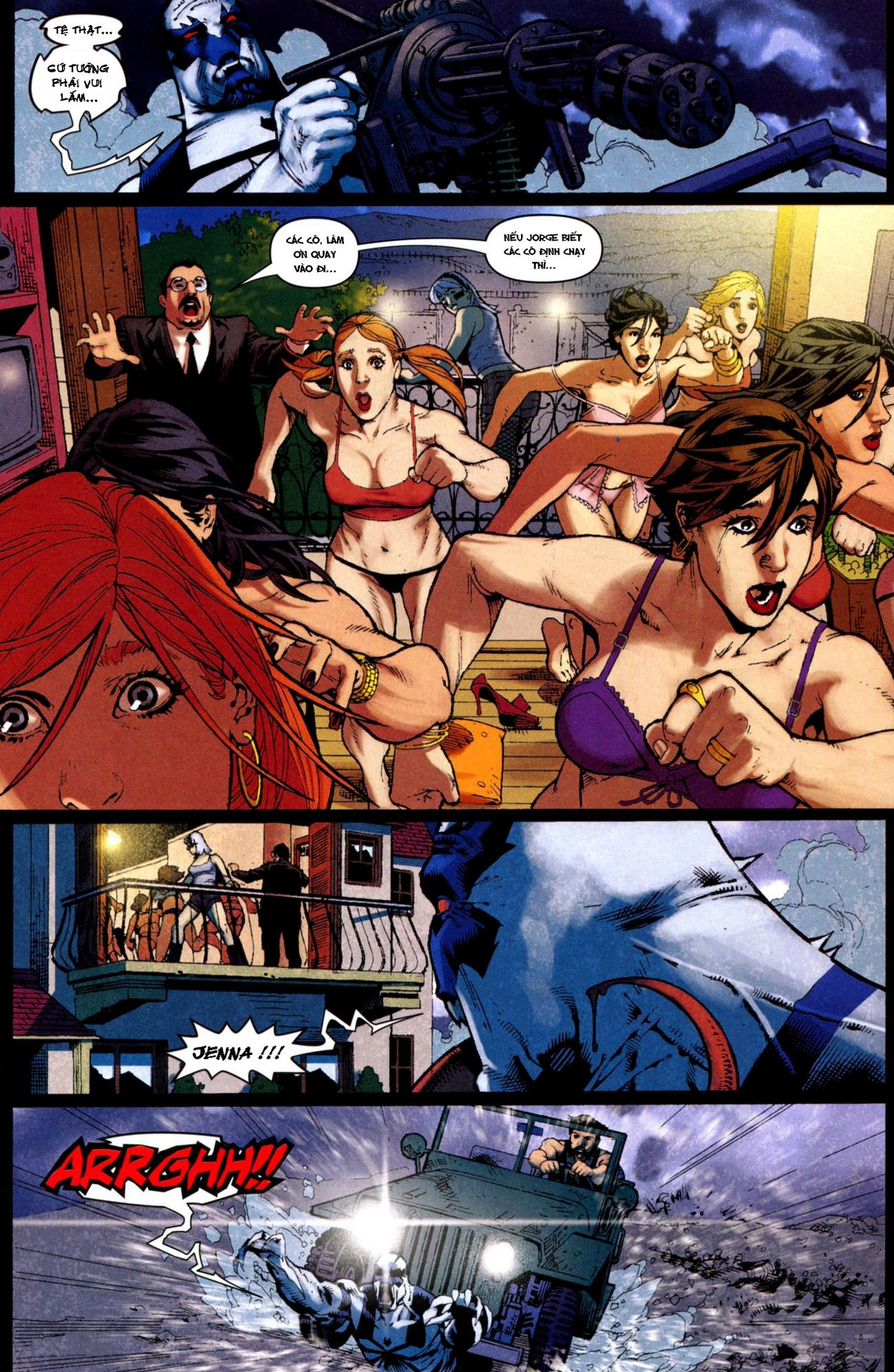 Anti-Venom New Way To Live Chap 3 - Trang 17