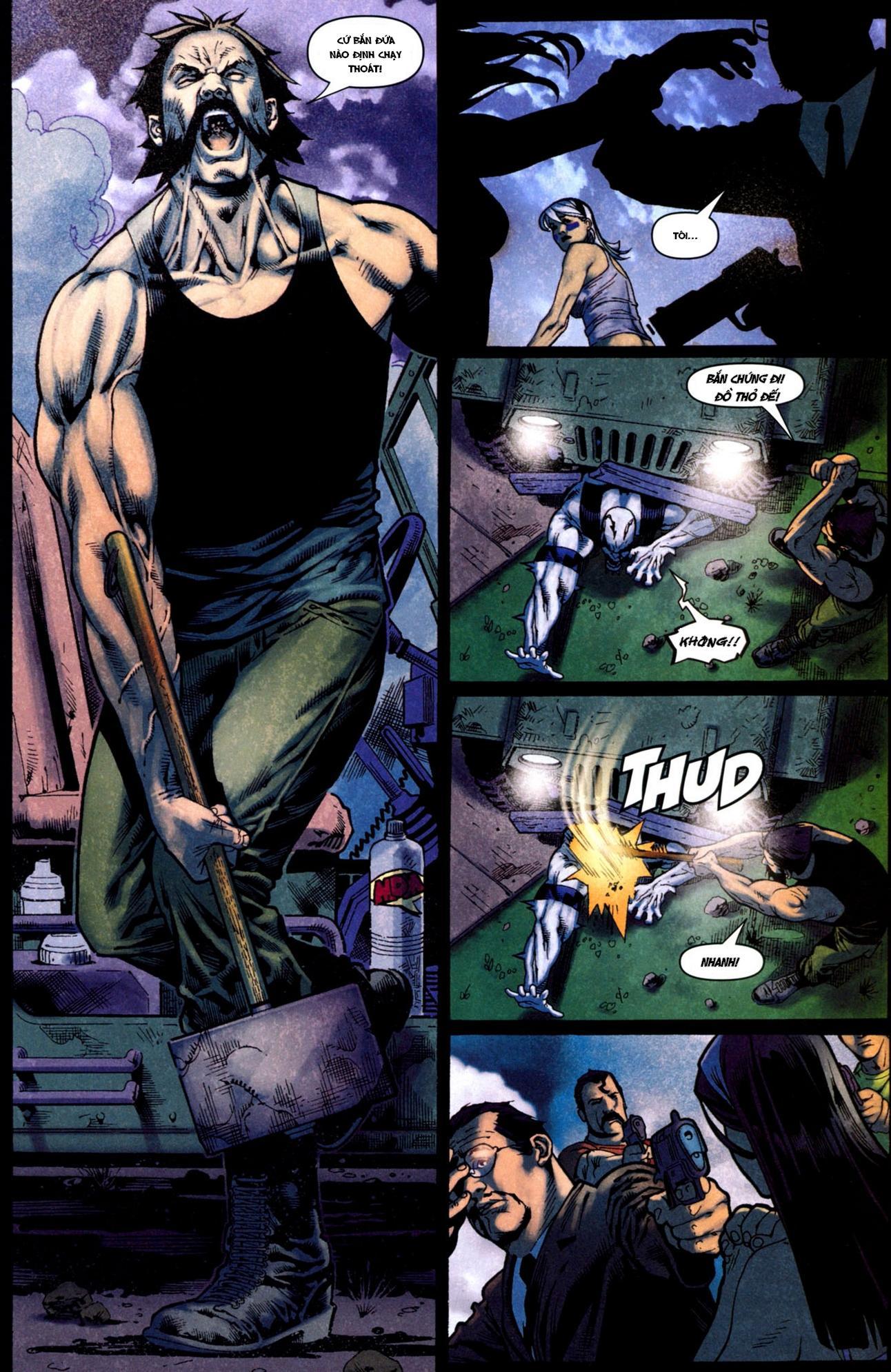 Anti-Venom New Way To Live Chap 3 - Trang 18