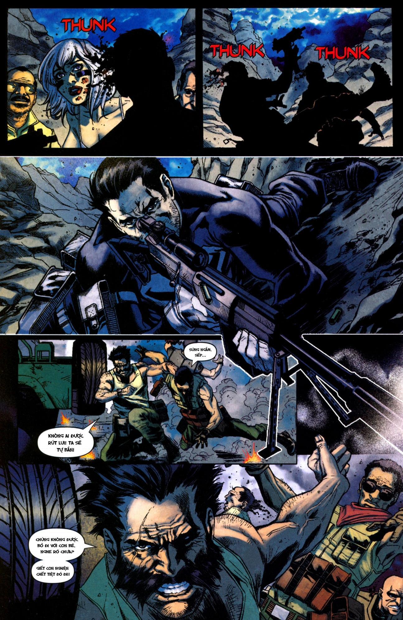 Anti-Venom New Way To Live Chap 3 - Trang 19