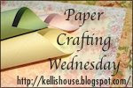 Paper Crafting Wed.