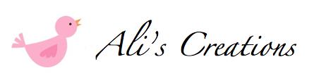 Ali's Creations