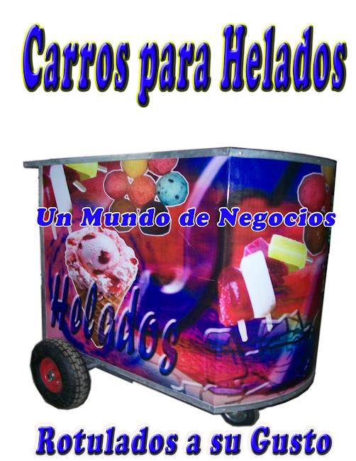 MODELOS PARA HELADO