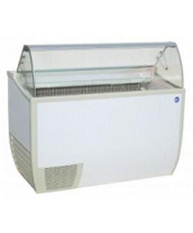Refrigeradores con Vidrios Curvos