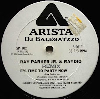 Ray Parker Junior & Raydio - ItВґs Time To Party Now - Balegatzzo RMX