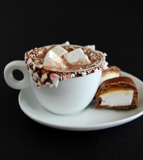 Hot Chocolate: Whipped Cream or Marshmallows?