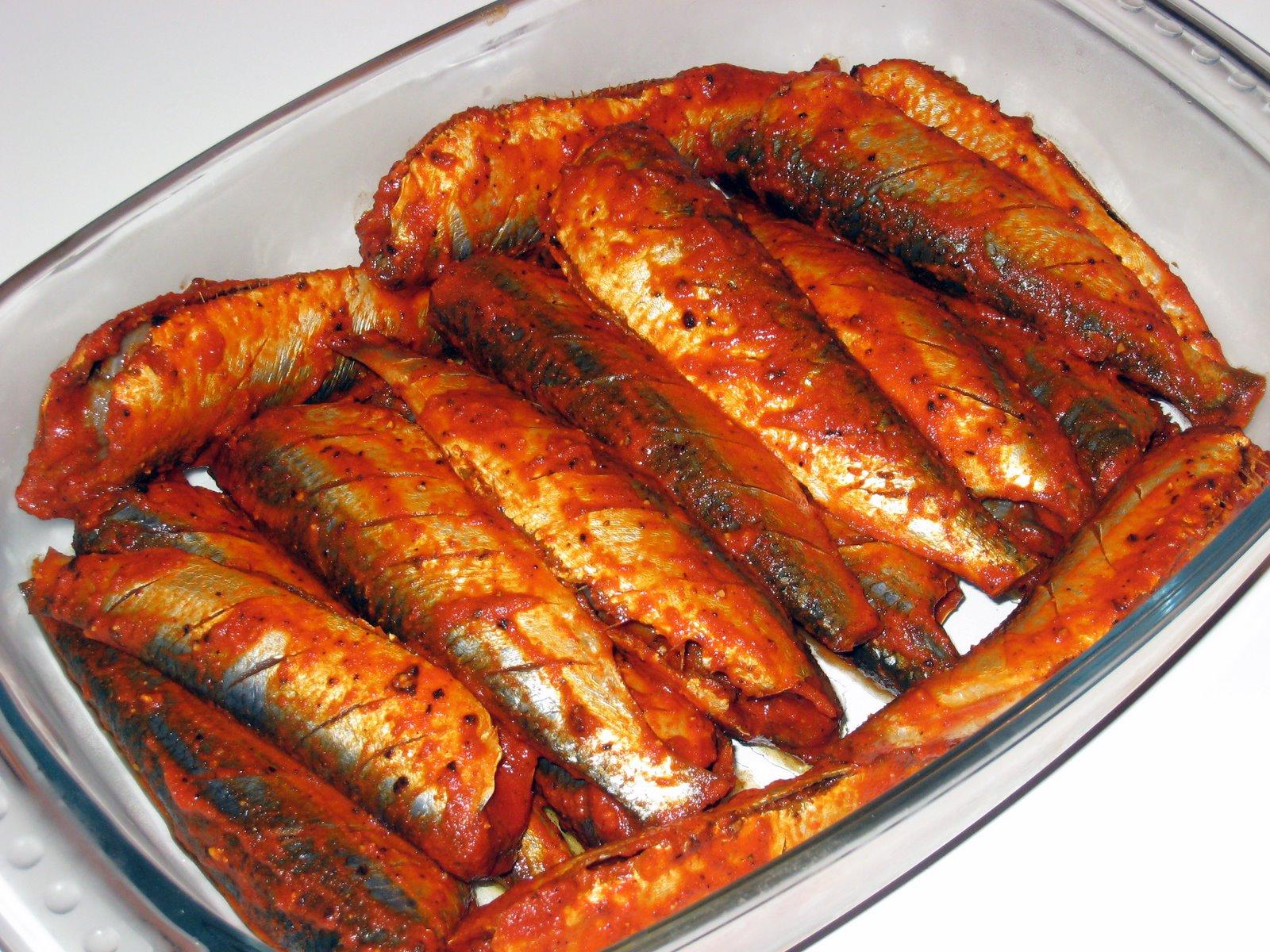 Mavilas kitchen mathi sardine fry for Ada s fish fry