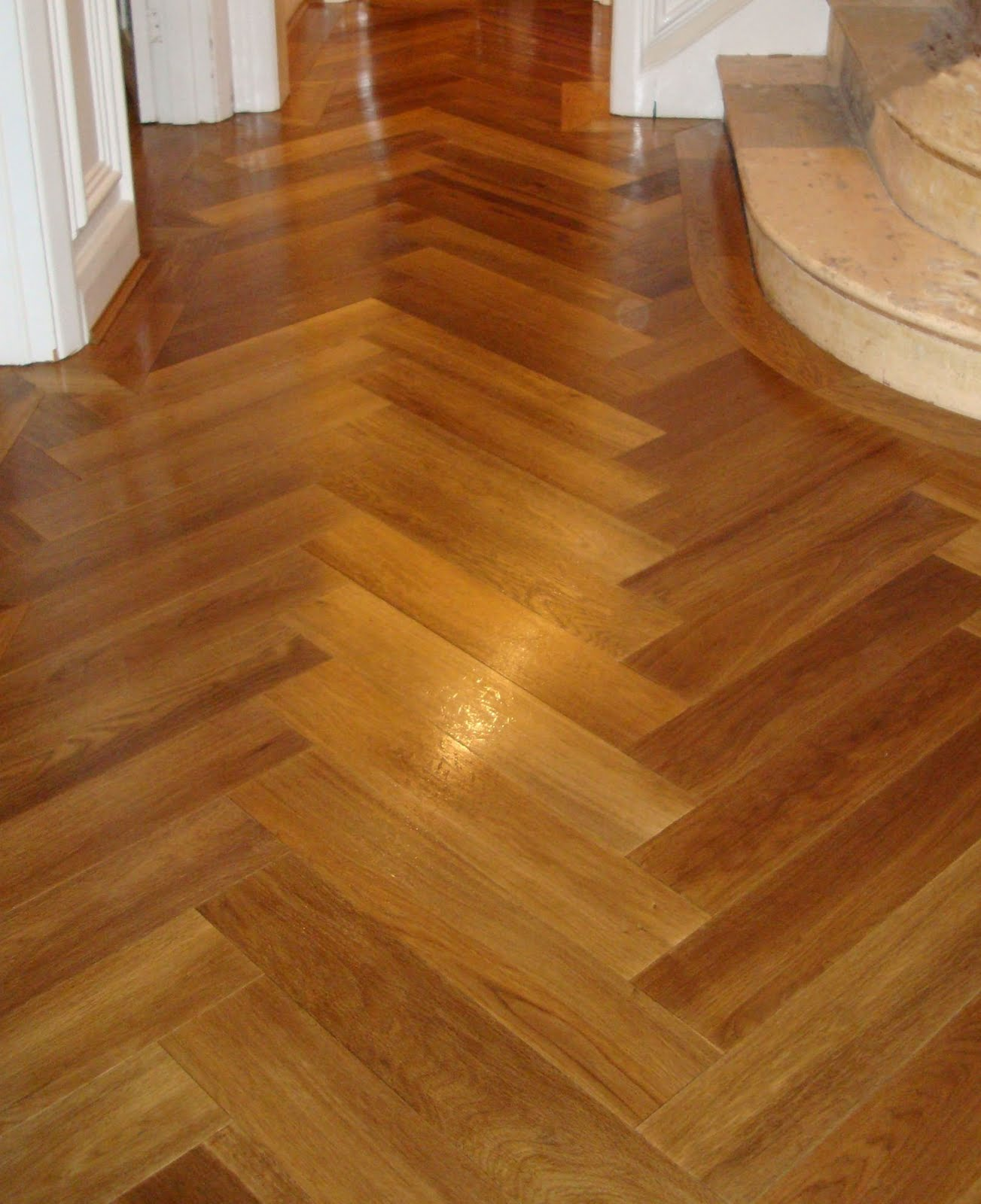 Jordan andrews july 2010 for Wood flooring choices