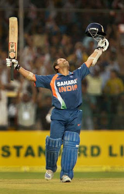 Sachin Tendulkar double hundred at gwalior
