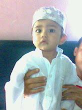 My lovely Syabil
