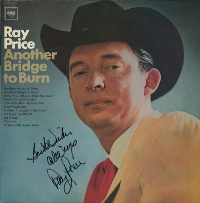 Ray Price Sings Heart Songs