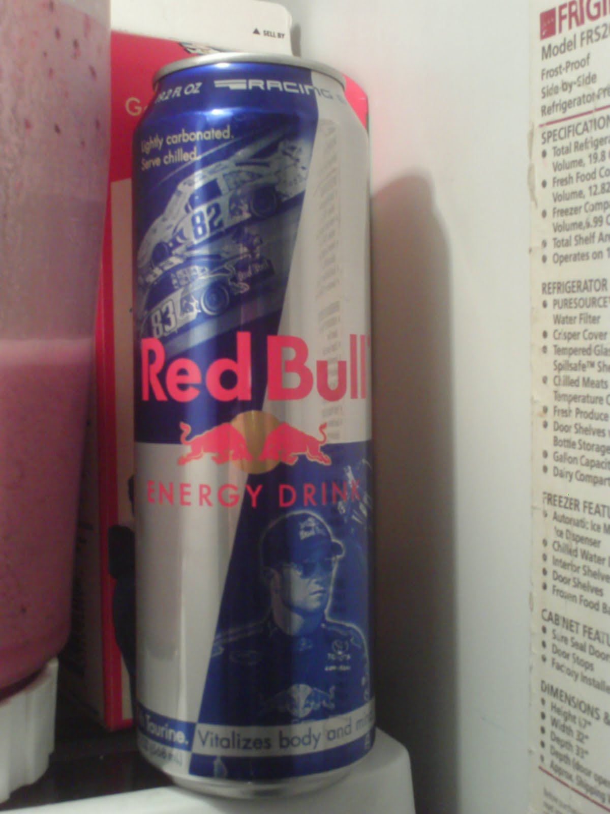 Energy Drink Heaven: Red bull:racing edition