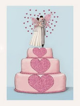 """Wedding Fairy Cake"""