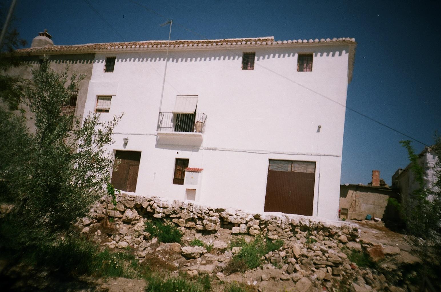Casa rural miravete alhama de granada granada - Granada casa rural ...