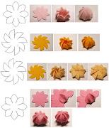 Mas florecillas!! Publicado por Gemma Manualidades en 10:05 No hay .