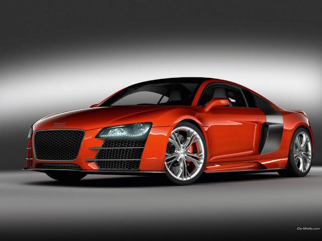Audi R8 TDI LM