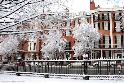 Beacon Street Buildings