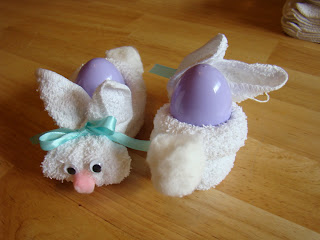 easter bunnies tutorial