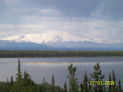 Mt. Sanford, Wrangell-St. Elias National Park