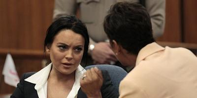 Lindsay Lohan no podrá salir de Los Angeles