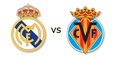 Real Madrid vs Villarreal CF en Vivo