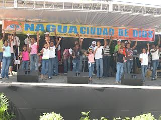 ESTE JUEVES 20: Celebran 10 años de Nagua Ciudad de Dios