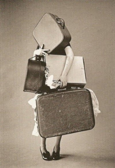 Back Pain From Suitcases
